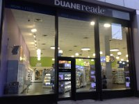 USA NYC Duane Reade Pharmacy
